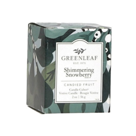 Shimmering Snowberry  Greenleaf Geurkaars