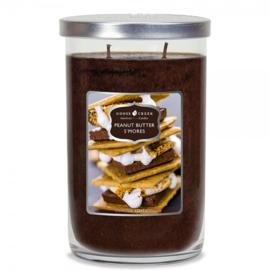 Peanut Butter Smash Goose Creek Tumbler geurkaars 120 Branduren