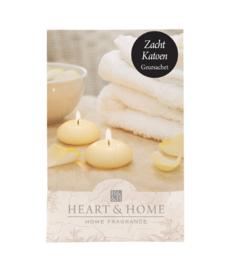Zacht Katoen Heart & Home Geurzakje