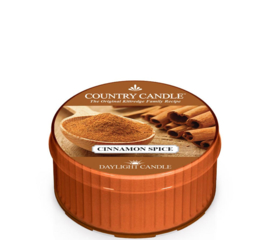 Cinnamon Spice Country Candle  Daylight