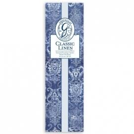 Classic Linen Greenleaf Geurzakje