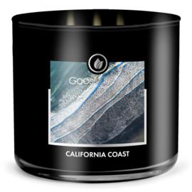 California Coast Goose Creek Candle  Soy Blend   3 Wick Tumbler