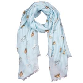 Wrendale Design Sjaals