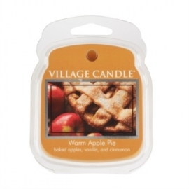 Warm Apple Pie  Village Candle  1Wax Meltblokje