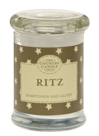 Ritz Country mini geurkaars The Country Candle 20 geururen