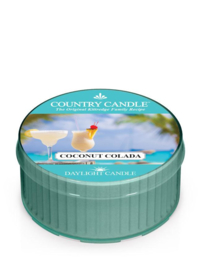 Coconut Colada  Country Candle Daylight
