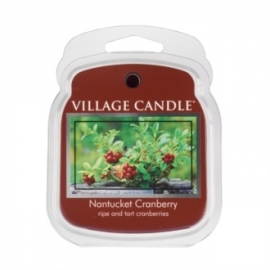 Nantucket Cranberry  Village Candle Wax Melt