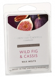 Wild Fig & Cassis  The Country Candle Company Waxmelt