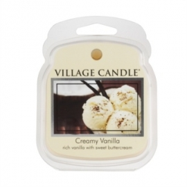 Creamy Vanilla  Village Candle Wax Melt