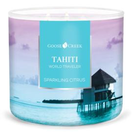 Sparkling Citrus Goose Creek Candle® Tahiti World Traveler  3 wick