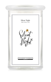 Silent Night  Classic Candle Large 2 wick
