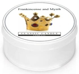 Frankincense and Myrrh  Classic Candle  MiniLight
