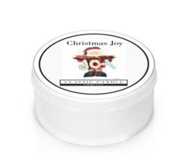 Christmas Joy  Classic Candle MiniLight