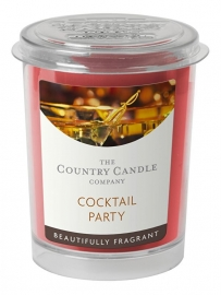 Cocktail Party Country Candle votive geurkaars 20 branduren