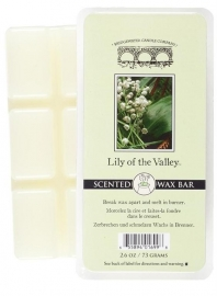 Lily of the Valley Bridgewater Candle Company Wax melt 1 Blokje