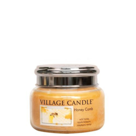 Honey Comb Village Candle  Jar Small  55 Branduren