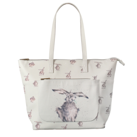 Wrendale Designs  Everyday Bag Leaping Hare