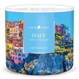 Limoncello  Goose Creek Candle® Italy World Traveler  3 Wick