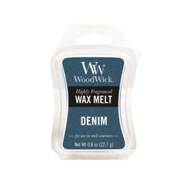 Denim WoodWick Waxmelt