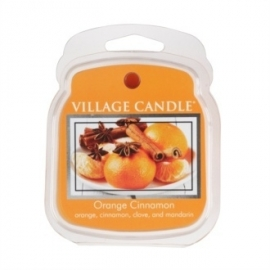 Orange Cinnamon Village Candle Wax Melt 1 Blokje