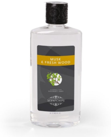 Musk & Fresh Wood Scentchips Scentoil 475 ml