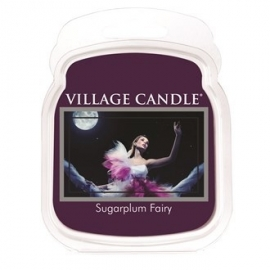 Sugarplum Fairy Village Candle Wax Melt