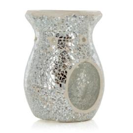 Moonlight Glass Mosaic Oil Burner