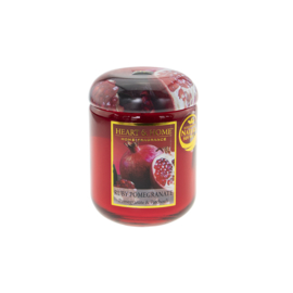 Ruby Pomegranate Heart & Home small jar  110 gram