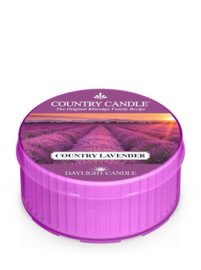 Country Lavender Country Candle Daylight