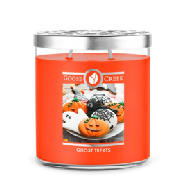 Ghost Treats  Goose Creek Candle®  453g Halloween Limited Edition