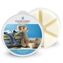 Clean Linen  Goose Greek 1 Waxmelt blokje