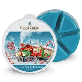 Cotton Candy  Blizzard Goose Creek Candle Wax Melt  1 blokje