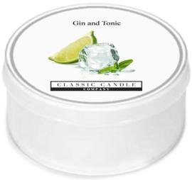 Gin en Tonic  Classic Candle MiniLight