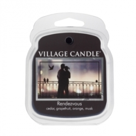 Rendezvous Village Candle Wax Melt 1 Blokje