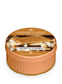 "Smoke & S""mores Country Candle Daylight"