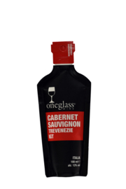 Oneglass Wine Cabernet Sauvignon Trevenezie igt 100ml