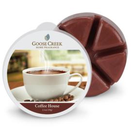 Coffee House  Goose Creek Waxmelt