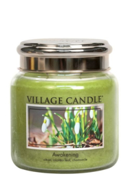 Awakening Village Candle Medium  105 Branduren