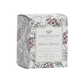 Silver Spruce Greenleaf  votive geurkaars