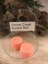 Sunset Bali  Goose Creek Candle   2 Wax Melt  blokjes