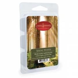 Candlewarmers Serene Woods  Waxmelt