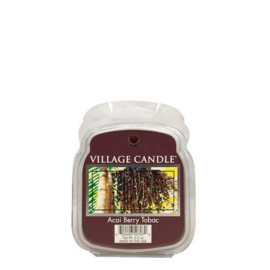 Acai Berry Tobac Village Candle Wax Melt  1 Blokje