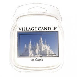 Ice Castle Village Candle Wax Melt 1 Blokje