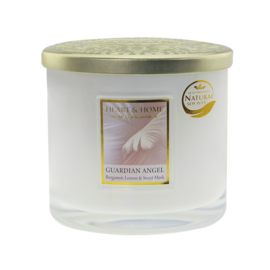 Guardian Angel  Heart & Home Ellips 2 wick Candle 230 gram