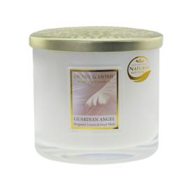 Guardian Angel  Heart & Home Ellips 2 wick Candle 230 gram