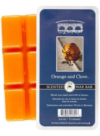 Orange And Clove Bridgewater 1 Waxblokje