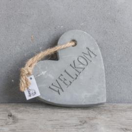 Hart beton welkom