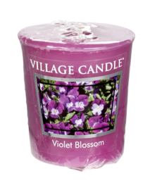 Violet Blossom  Village Candle Premium (61g) Votive