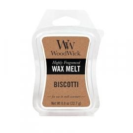 Biscotti  WoodWick  Waxmelt