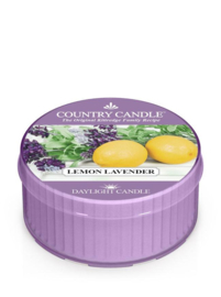 Lemon Lavender Country Candle Daylight